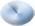 Metallic Ceil Blue