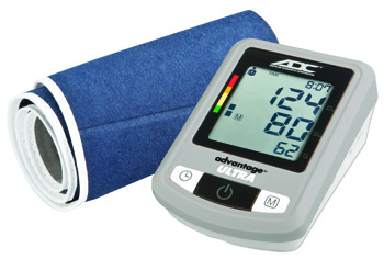 Many of ADC's Advantage home BP monitors offer our proprietary MAM (average mode technology)