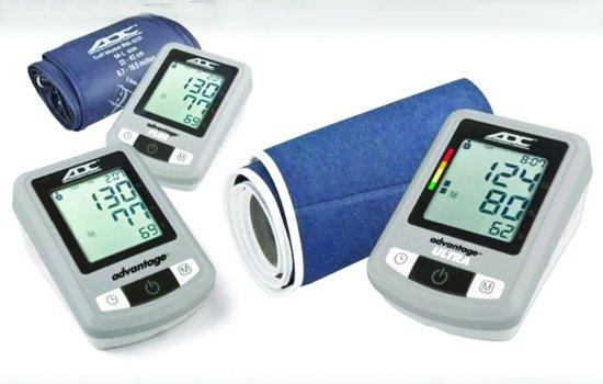 ADC's Home Blood Pressure Monitors