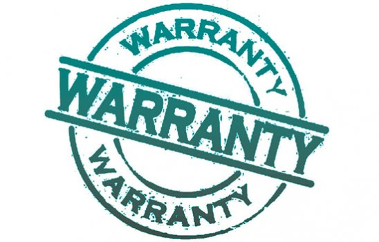 Industry-Leading Warranties