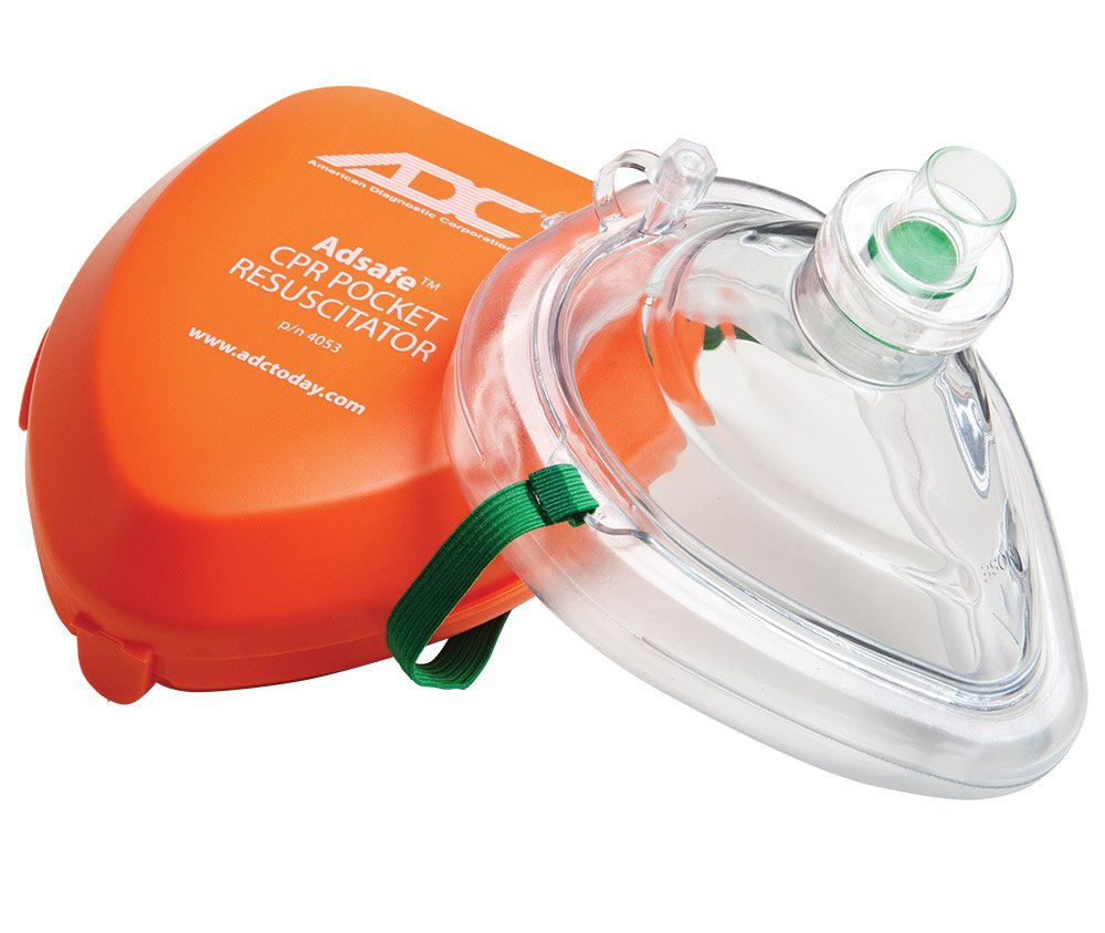 ADSAFE CPR Resuscitator